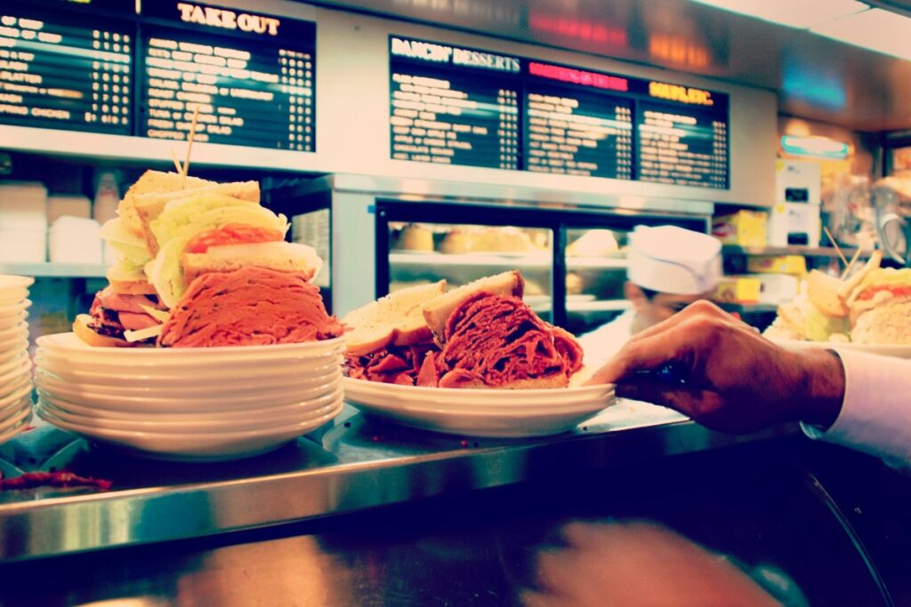"""Pastrami-Sandwich – der Kult von """"Katz´s"""""""